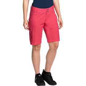VAUDE Ligure Shorts Women bright pink